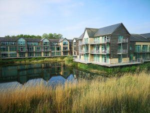 De Vere Cotswold Water Park - Bedroom View
