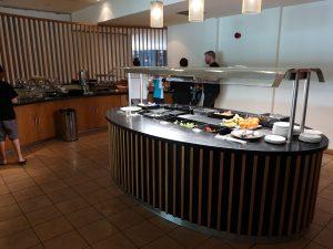 De Vere Cotswold Water Park - Breakfast