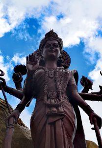 Ganga Talao Goddess Durga Mauritius