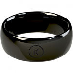 Black Jet K Ring