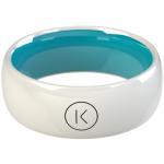 White Ocean K Ring