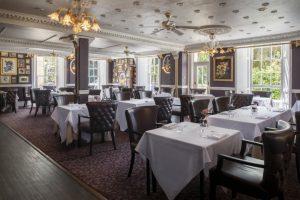 Penventon Park Hotel Restaurant